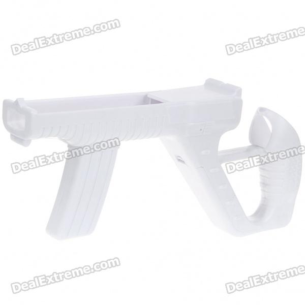 Machine Gun Style Bio Hazard Wii Shooting Light Gun