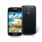 "JIAKA I8268 Dual-Core Android 4.2 GSM Bar Phone w/3.7"", Wi-Fi, 4GB ROM, Bluetooth - Black"