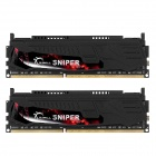 G.Skill F3-2400C11D-16GSR 2400 (8GB x 2) 16GB Dual Channel Kit Desktop RAM Memory - Black (2 PCS)