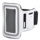 Sports Armband for Ipod Nano 7 - White + Black