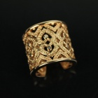 Heart Shape Diamond Ring - Gold