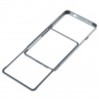 BELL Pull-out Protective Aluminum Alloy Bumper Frame for Samsung Galaxy Note 3 N9000 - Grey