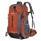 Creeper YD-200 Stylish Convenient Outdoor Nylon Backpack for Travel / Hiking - Orange (45L)
