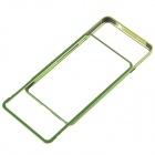 BELL Pull-out Protective Aluminum Alloy Bumper Frame for Samsung Galaxy Note 3 N9000 - Green
