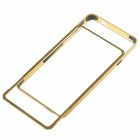 BELL Pull-out Protective Aluminum Alloy Bumper Frame for Samsung Galaxy Note 3 N9000 - Golden