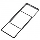 BELL Pull-out Protective Aluminum Alloy Bumper Frame for Samsung Galaxy Note 3 N9000 - Black