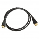 Gold Plated 1080i HDMI V1.3 M-M Connection Cable (1M-Length)