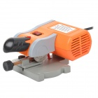 WLXY WL-999 Mini Cutting Machine - Orange + Grey + Black (AC 220V)