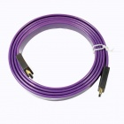 ULT-unite 4012-1447 Gold-plated 2K x 4K High Definition HDMI V1.4 Male to Male Cable - Violet(200cm)