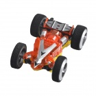 WLToys 2308 High-Speed USB Charging 5-CH Two-Stunt Car Model w/ Remote Controller - Orange + Yellow