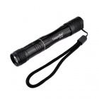 UniqueFire UF-V19 Cree XP-E Q5 150LM 3-Mode Flashlight w/ Strap / Clip - Black (1 x AA)