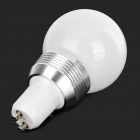 YUIN03 GU10 3W 180lm 1-LED RGB Light Bulb w/ Remote Control - White (AC 85~265V)