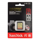 SanDisk Extreme SDHC 300X High-Speed Memory Card (32GB / Class 10)