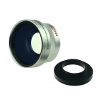 HighPro 0.45X Super Wide Angle Fish Eye Lens for GoPro Hero3+ / Hero3 - Black