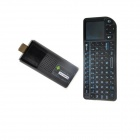 Rikomagic MK802III +Rii MINI X1 Air Mouse Dual Core Android 4.2.2 TV Player w/ 1GB RAM / 8GB ROM