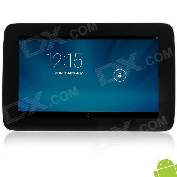 """PIPO S3 Pro 7.0"""" Android 4.2.2 Quad-Core Tablet PC w/ 16GB ROM, TF, GPS, HDMI - White + Black"""