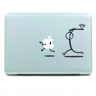 "Protective Fighting Matchstick Men Decorative sticker for MacBook 11"" 13"" 15"""