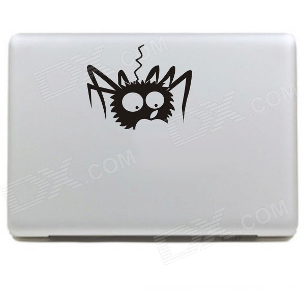 Protective Spider Decorative Sticker for MacBook 11