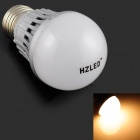 HZLED E27 3W 245lm 3000K 6 x SMD 5630 LED Warm White Light Lamp Bulb - (AC 220V)