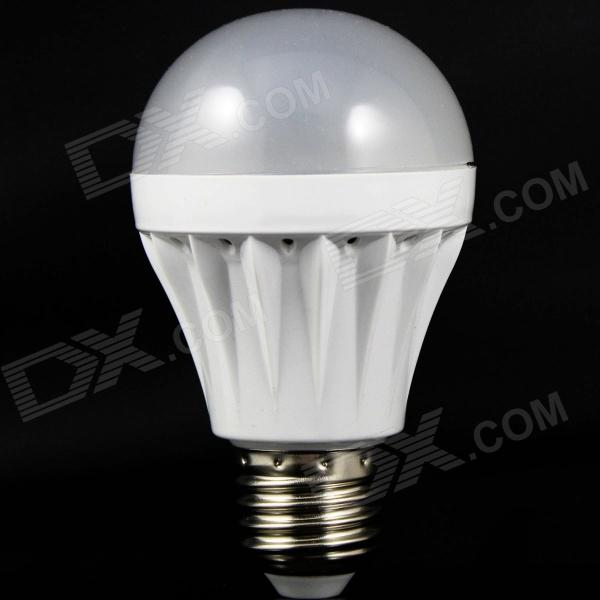 E27 5W 180lm 6500K 18 x SMD 2835 LED White Light Lamp Bulb - (220V)
