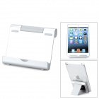 iDock T8 Universal Aluminum + Plastic Stand Holder for 4~10'' Tablet PC - Silver