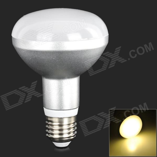 SENCART E27 10W 700lm 3500K Warm White 1-COB LED Light Bulb - Silver (85~265V)