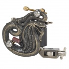 Buy JUQI TM2005 Snack Style Tattoo Machine Liner Shader Gun - Antique Brass
