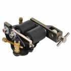 JUQI TM2005 Snack Style Tattoo Machine Liner Shader Gun - Antique Brass