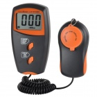 "LX1010BS 2.2"" LCD Screen Digital LUX Meter - Orange + Deep Grey"