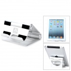 iDock T7 Universal Foldable Aluminum Stand Holder for 4~10'' Tablet PC - Silver