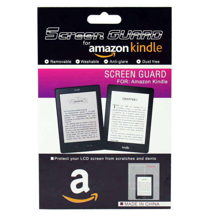 Protective Screen Protector for 6 Kindle 3 / 4 / 5 / Touch / Paperwhite + More - Transparent tyt tae yeong tbbq3 100iii dual power source automatic switch 16a 3p dual power transfer switch
