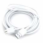 Micro USB 9-Pin to USB 3.0 Charging + Data Transmission Cable for Samsung Note 3 N9000 (300cm)
