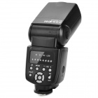 Wansen WS560 Universal Speedlite Flashgun for Canon / Nikon - Black