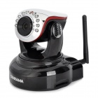 SENKAMA V-625MW 1.0MP Surveillance Wireless IP/Network Camera w/ SD / Motion Detection / Free Domain