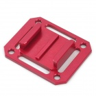 Handy Aluminum Cable Management Retaining Fixator for Gopro Hero 4/3/3+ - Red