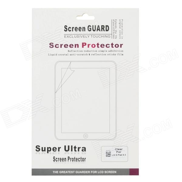 Protective Clear PET Screen Protector for LG 8.3