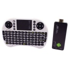 MK809B + Air Mouse Dual-Core Android 4.1.1 Mini PC Google TV Player w/ 1GB RAM / 8GB ROM / EU Plug