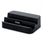 Charging Dock Station w/ Audio Jack for Samsung Galaxy Note 3 N9000 - Black