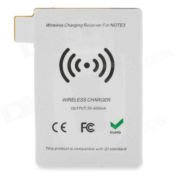 Wireless Charger Charging Receiver Module for Samsung Galaxy Note 3 - White