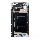 Replacement Front Housing Plate for Samsung Galaxy Note 3 N9005 - Silver + Black