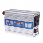 300W DC 12V to AC 220V Power Inverter with USB Port - Silver