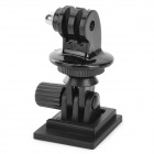 Universal Mini Stand + Flat Surface Super Glue + Tripod Mount Adapter for 1/4'' Gopro hero 1/2/3/3+