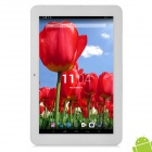 "Wopad Q10S-3G 10.1"" Android 4.2 Quad-Core Tablet PC w/ 1GB RAM / 16GB ROM / 1 x SIM - Silver + White"