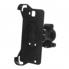 M01 360 Degree Rotation Mount Bracket w/ Back Clamp for Samsung Galaxy Note i9220 - Black