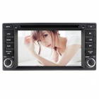"Joyous 6.2"" Car 2 Din Radio DVD Player w/ GPS, BT, Analog TV, AUX for Nissan Livina(2013 year)"