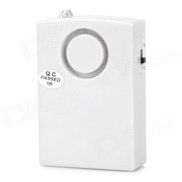 цены на Touch Induction Anti-Thief Alarm Device - White (1 x 9V) в интернет-магазинах