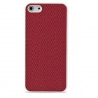 Benks Haw Flake Style Protective ABS + PC Back Case for Iphone 5 - Red