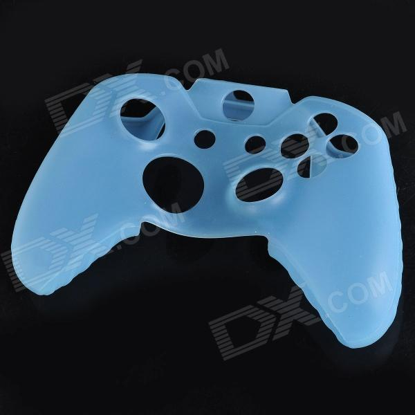 Protective Silicone Case for XBOX ONE -  Light Blue protective silicone case for xbox one controller camouflage green