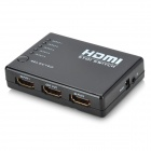 5-Port HDMI Switch with IR Remote Controller (5-in 1-out)