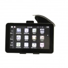 "ChuangZhuo A555 5"" TFT Win CE6.0 Car GPS Navigator w/ FM Transmitter, 4GB TF, Bluetooth for Russia"